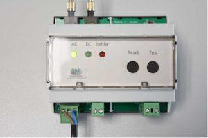 Elektronisches Auswertegerät für System TWM 1801